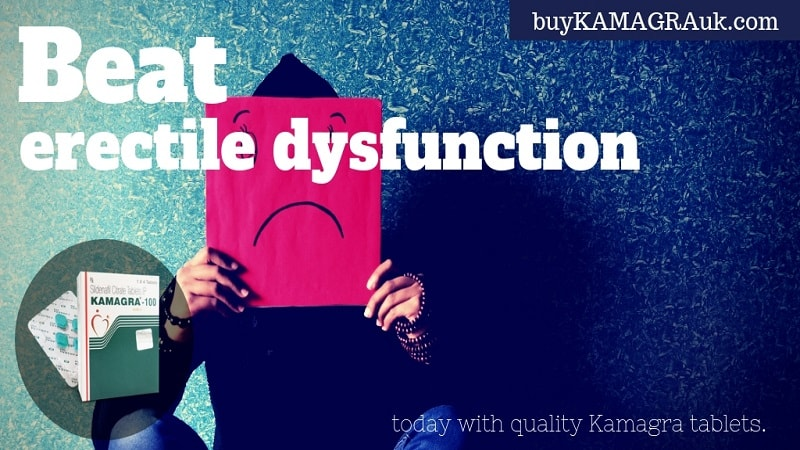 Beat Erectile Dysfunction Today with Quality Kamagra Tablets