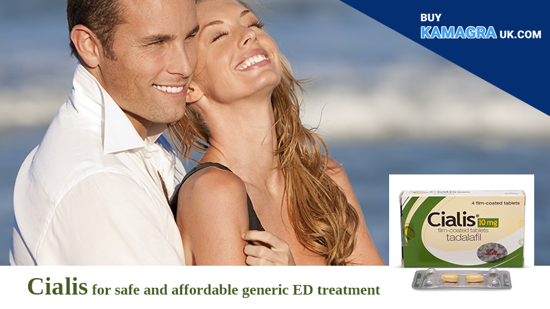 Buy Cialis Online for Safe and Affordable Generic ED Treatment?