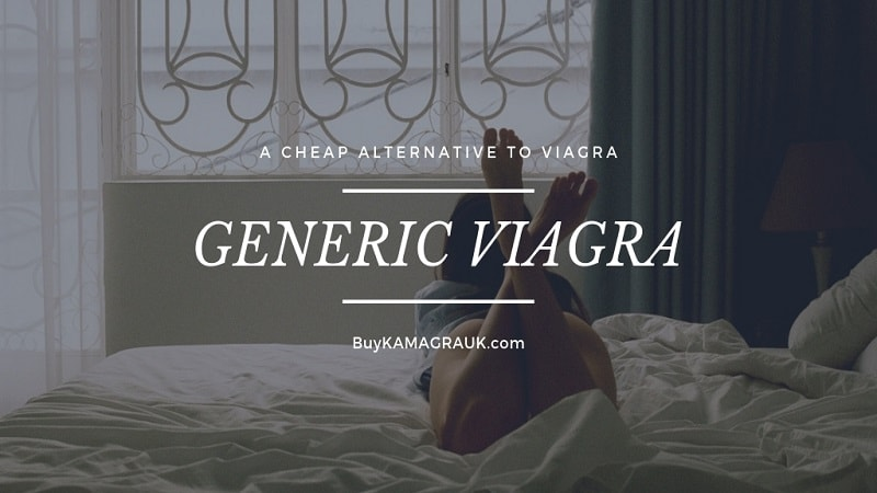 Getting Generic Viagra in the UK is Cheaper Online