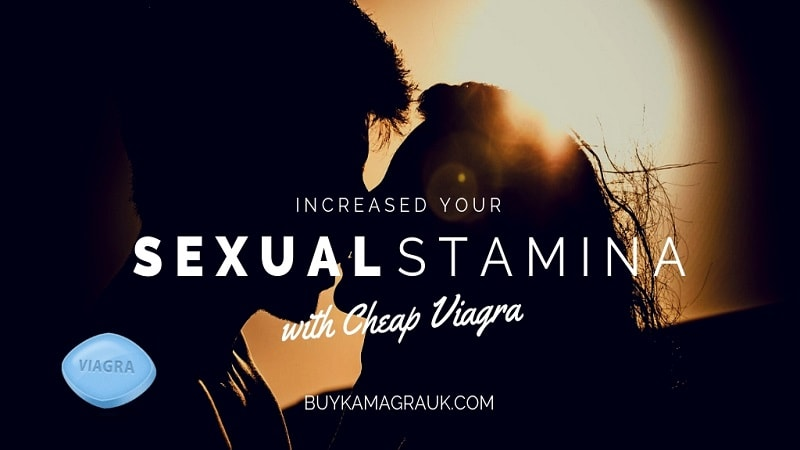 For Increased Sexual Stamina Buy Viagra Online in the UK