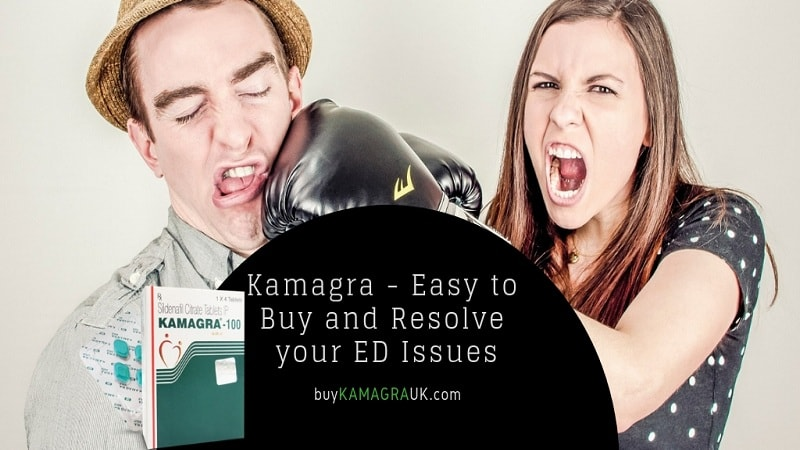 Why the UK and EU Citizens Are Searching for Kamagra?