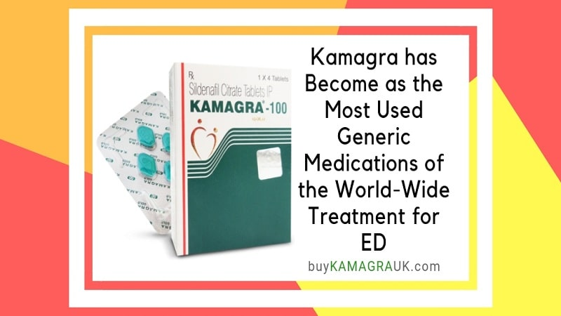 Kamagra is the New Wonder Medication in the UK