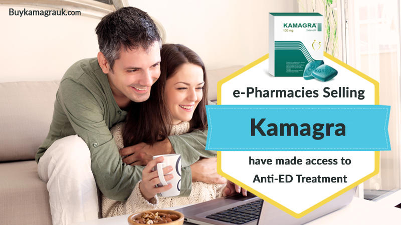 Managing the Effects of ED with Kamagra: UK Citizens, Help is a few Clicks Away