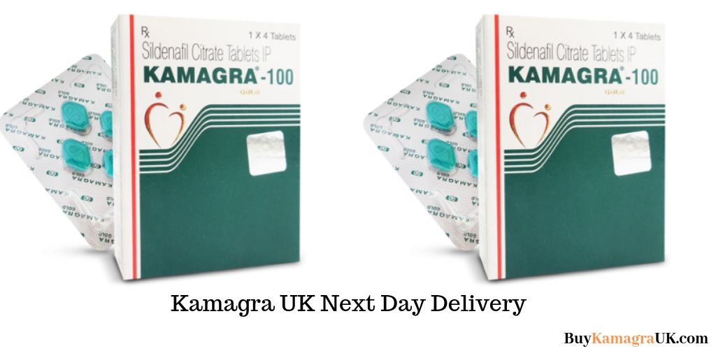 Try the Kamagra in the UK Next Day Delivery Services