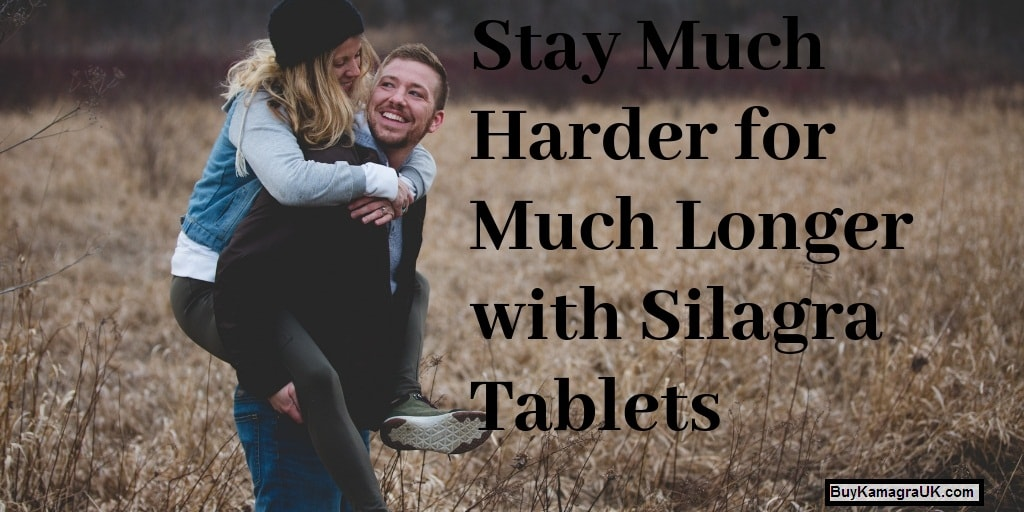 Stay Much Harder for Much Longer with Silagra Tablets