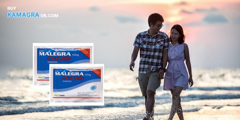 Men Use Sildenafil Citrate Malegra Jelly to Regain Erectile Control