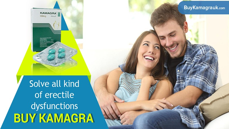 Kamagra Tablets Will Help You Overcome ED Affordably
