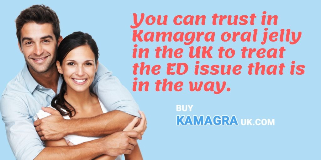 Men Can Use Kamagra Oral Jelly to Get Harder Erections