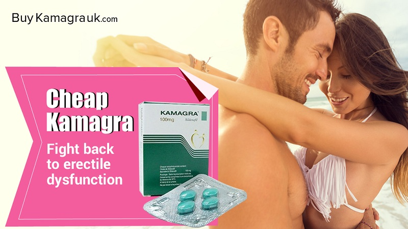 Treat ED with Kamagra UK Pharmacies Offer Discounted Rates