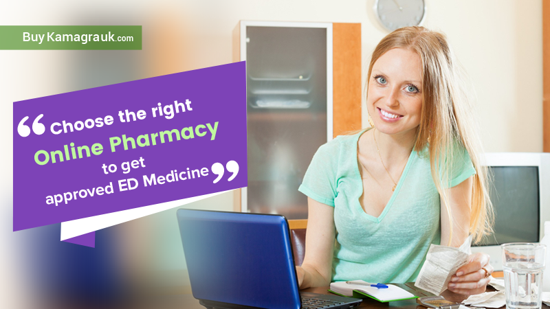 How to Choose the Right Online Pharmacy to get Levitra in the UK?