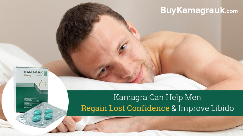 How Kamagra Can Help Men Regain Lost Confidence & Improve Libido?