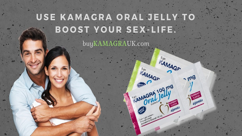 Use Kamagra Oral Jelly to Boost your Sex-Life