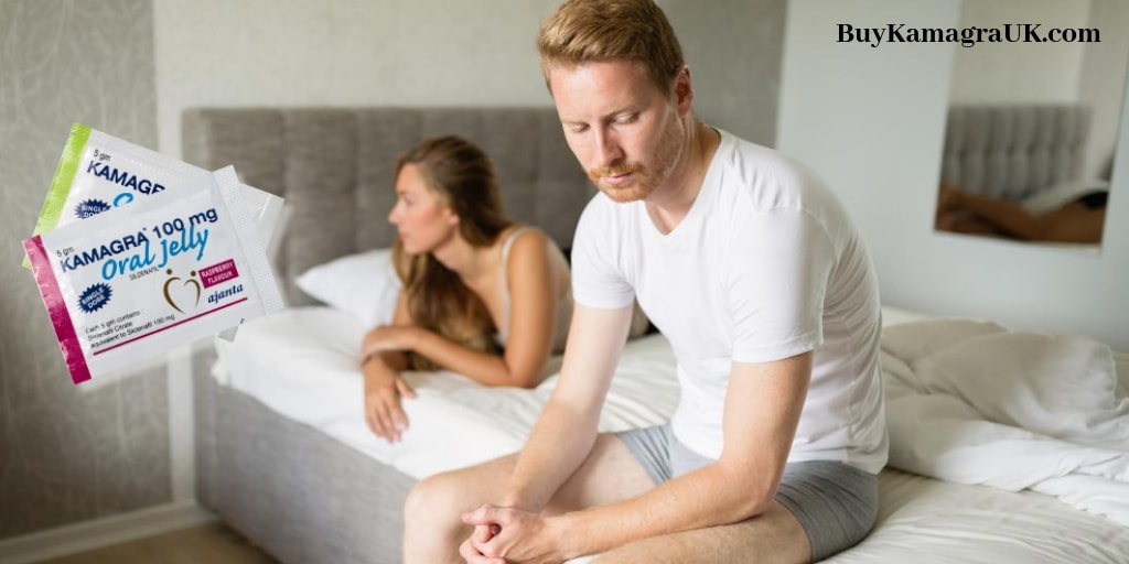 Do You Have Erectile Dysfunction? Try Kamagra Oral Jelly