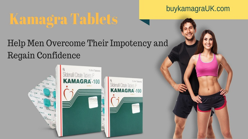 Kamagra Tablets Help Men Overcome Their Impotency and Regain Confidence
