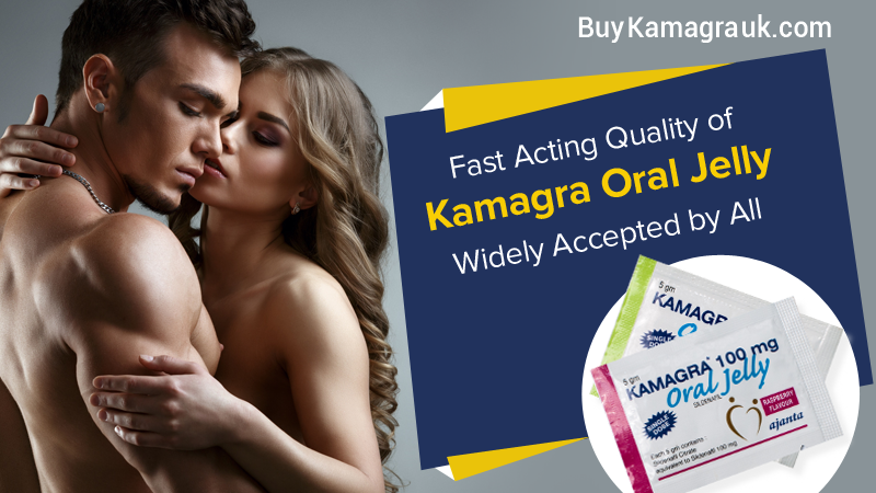 Why People Love Kamagra Oral Jelly in the UK?