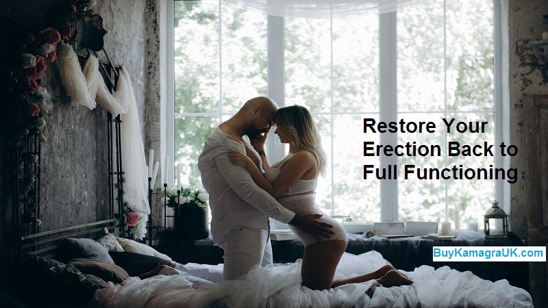 Restore Your Erection Back to Full Functioning with Silagra Tablets